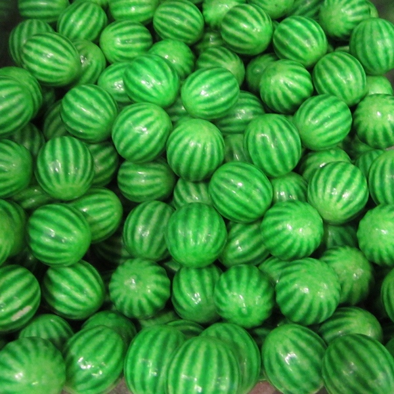 Meloen kauwgom