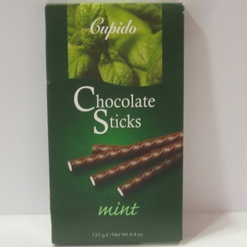 Chocolade sticks Mint