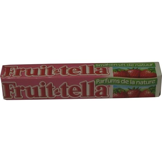 Fruittella rol Aardbei