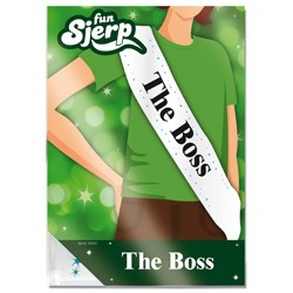 Sjerp The Boss