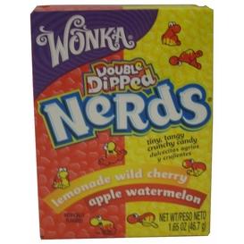 Wonka Nerds kers-appel
