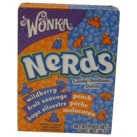 Wonka Nerds bessen - kers