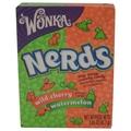 Wonka Nerds kersen - meloen