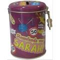 Collectebus 50 jaar Sarah
