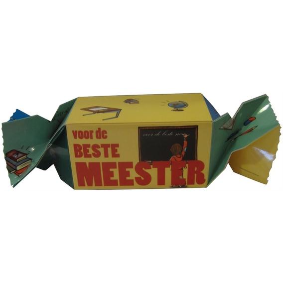 Snoepdoos Beste Meester
