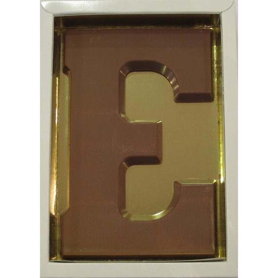 Chocoletter E melk 200 gram