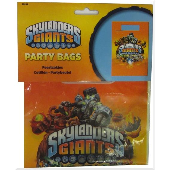 Party bags SkyLanders