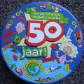 Snoepblik 50 jaar