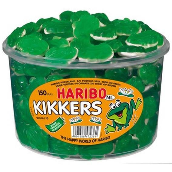 Silo Kikkers