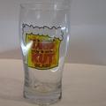 Kutglas voor jarige