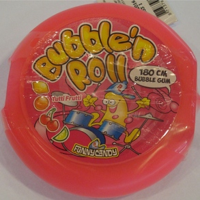 Bubble 'n Roll Tutti Frutti