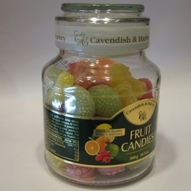 C&H Pot Fruit Candies