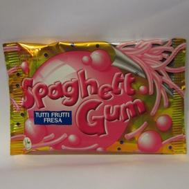 Spagghetti Gum
