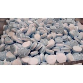 Pepermunt pastilles extra sterk SV