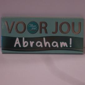 Voor Jou Abraham reep