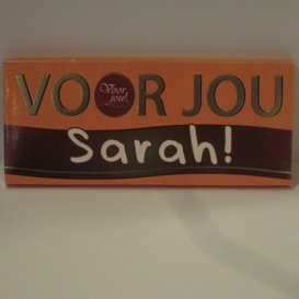 Voor Jou Sarah reep