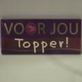 Voor Jou Topper reep