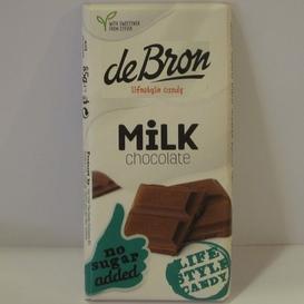 Reep Chocolade Melk Suikervrij