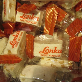Lonka Soft nougat kilo