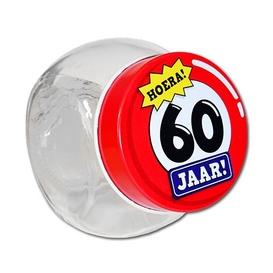 Snoeppotje 60-jaar
