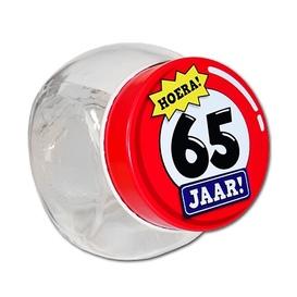 Snoeppotje 65-jaar