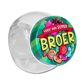 Snoeppotje Broer