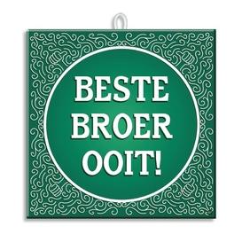 Slogan Tegel Broer