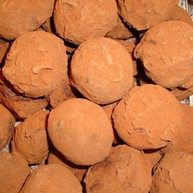 Slagroom truffels 250 gram