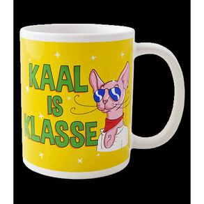 Mok Kaal is klasse