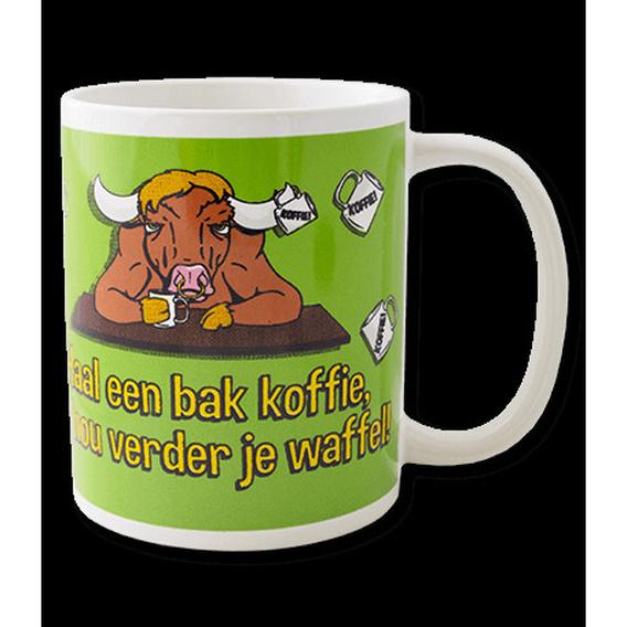Haal een bak koffie
