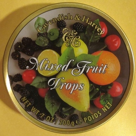 C&H Mixed Fruit Drops