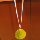 Medaille no. 1