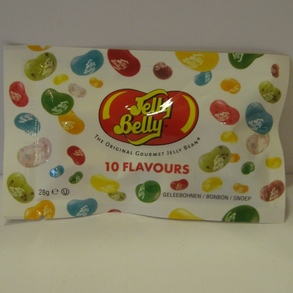 Jelly Belly 10 Flavors