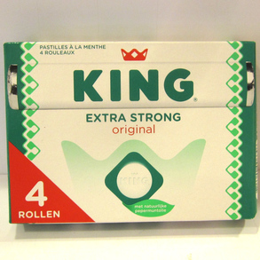 King Extra Strong 4-pak