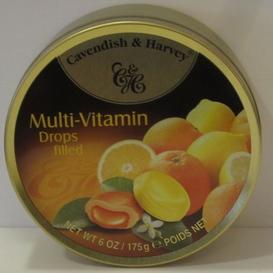C&H Multi-Vitamin Drops