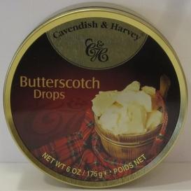 C&H Creamy Butterscotch Drops