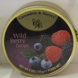 C&H Wild Berry Drops