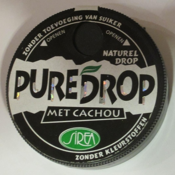 Drop Naturel suikervrij