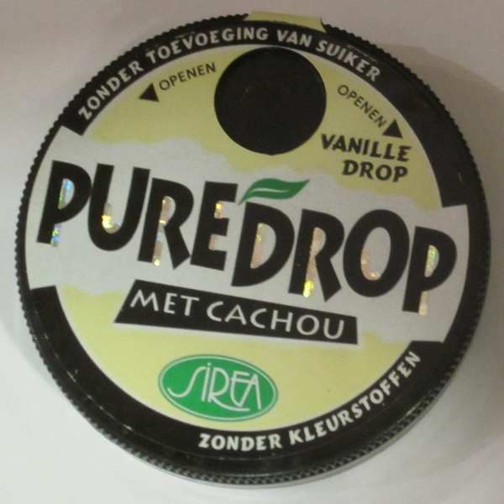 Sirea Pure Drop Vanille