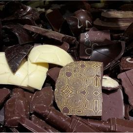 Chocolade restanten 500 gram