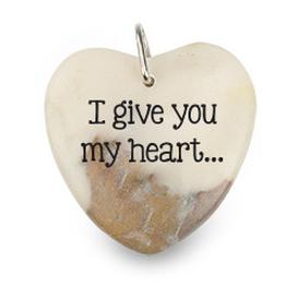 Gelukshart I give you my heart