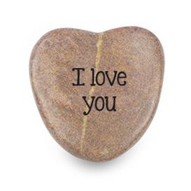 Gelukshart I love you