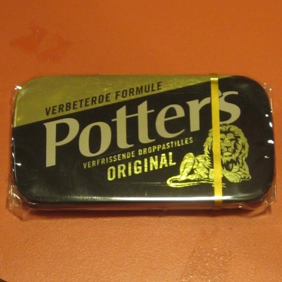 Potter's Original