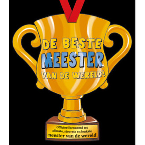 Party Trofee Beste meester