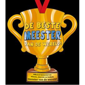 Party Trofee Beste meester