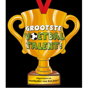Party Trofee Voetbaltalent