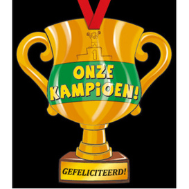 Party Trofee Kampioen