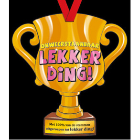 Party Trofee Lekker ding!