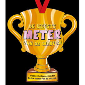 Party Trofee Liefste Meter