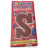Tony's Chocolonely letter S
